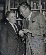 Bill w Ed Sullivan - 1955