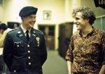 Bill and Green Beret friend - BTV airport 1966