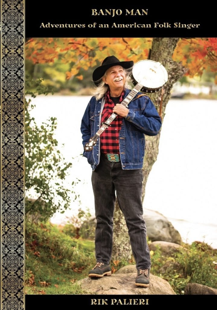 Banjo Man - Rik Palieri, Vermont author
